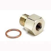 AUTO metre 2267 Metric Adapter & Oil Pressure 0.3cm . Npt To M14 x 1.5