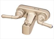 AMER BRASS NN41VBN 10cm . Nickel Shower Diverter