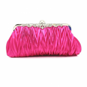 Kingluck Silk Cocktail Evening Handbags/ Clutches in Gorgeous Silk More Colours Availabl