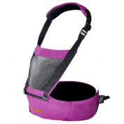 Niyatree Baby Carrier For Outdoor Fashion Comfort Baby Waist Stool-Purple