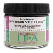 Hawthorne Solid Extract 170ml by Herbalist & Alchemist