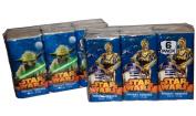Starwars Yoda, R2D2 & C-3PO 12 Pocket Tissues 2-Ply