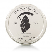 The Blades Grim Beard Balm - Natural Scent
