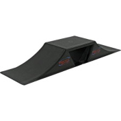Double Mini Skateboard BMX Ramp and Transition Kit