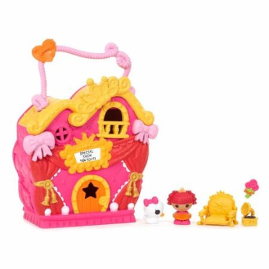 Lalaloopsy Tinies House, Tippy's House