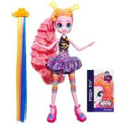 My Little Pony Equestria Girls Rainbow Rocks Pinkie Pie Rockin' Hairstyle Doll