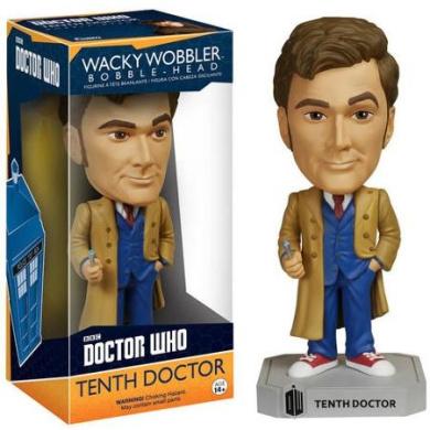Wacky Wobbler Doctor Who Dr #10, Multi