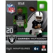 NFL Oakland Raiders NFL Generation 1 2012 Season Darren McFadden Minifigure