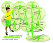 Hot Spots Hoop Spots - Set - 12