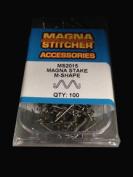 Medco MOT-MS2015 M Style Staples - 100 Per Box