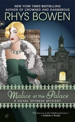 Malice at the Palace (Royal Spyness Mysteries)