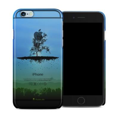 DecalGirl AIP6CL-FTBLU Apple iPhone 6 Clear Case - Flying Tree Blue