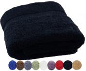 Utopia Towels Extra Large 100% Cotton Soft Luxury Bath Sheet Black 90cm X 180cm
