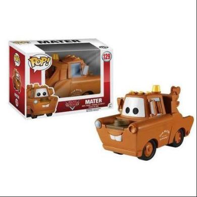 Funko Pop! Disney: Cars, Mater