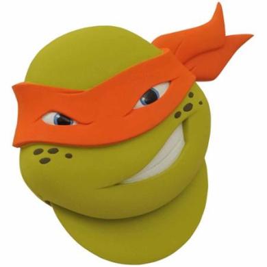 Diamond Select Toys Teenage Mutant Ninja Turtles Michelangelo Pizza Cutter