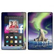 DecalGirl AKHD7-ARCTICKISS Amazon Kindle Fire HD 18cm 2014 Skin - Arctic Kiss