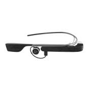 DecalGirl GGLS-BLACKWOOD Google Glass Skin - Black Woodgrain
