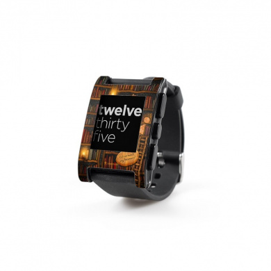 DecalGirl PWCH-GOOGLEDAT Pebble Watch Skin - Google Data Centre