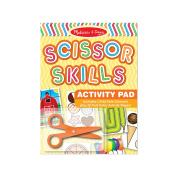 Melissa & Doug LCI2304 Scissor Skills Activity Pad