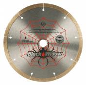Qep Tile Tools 6-7008BW 18cm . Black Widow Saw Blade