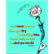 Eureka EU-837031 Dr Seuss Try Something New 17X22