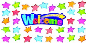 Trend Enterprises T-8710 Welcome Stars Mini Bbs