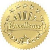 TREND ENTERPRISES T-74003 AWARD SEAL EXCELLENCE GOLD