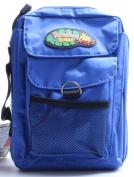 Zondervan Gifts 573620 Adventure Bible - Medium Blue Nylon Bible Cover