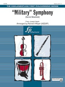 Alfred 00-33739S S Military Symphony-2Nd Move-Hfp Book