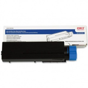 compatible with Oki 44574701 Black Toner Cartridge 4000 Yield