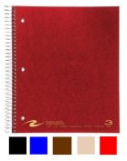 Roaring Spring Paper Products 11384 Three Subject Notebook - 24 Per Case