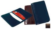 Raika RO 112 MOCHA Business Card Holder - Mocha