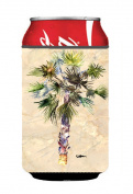 Carolines Treasures 8481CC Tree - Palm Tree Can Or Bottle Hugger