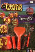 Pumpkin' Masters Carving Kit