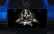 Abstract Venom Stormtrooper Art Aluminium Licence Plate for Car Truck Vehicles