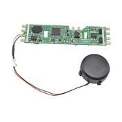 HO Preferred Sound Decoder, ALCO 539T Multi-Coloured