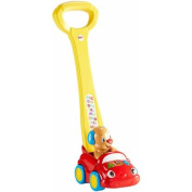 Fisher-Price Laugh & Learn Smart Stages Puppy's Push Car