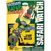 Backyard Safari Adjustable Safari Watch