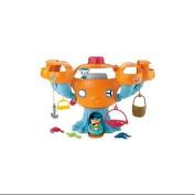 Fisher-Price Octonauts Octopod Playset Multi-Coloured
