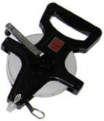 Olympia Sports TR022P Open Reel Fibreglass Measuring Tape - 50m