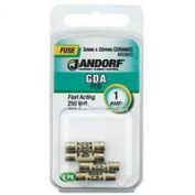 Jandorf Specialty Hardw Fuse Gda 1A Fast Acting 60663