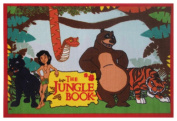 LA Rug Fun Rugs JB-61 3958 The Jungle Book Multi-Colour Rug