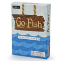 Go Fish Illustrated Card Game by Imagination Generation Multi-Coloured
