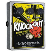 Electo-Harmonix Knockout Attack Equaliser Reissue Guitar Effects Pedal