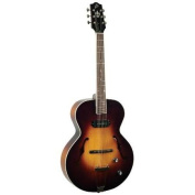 The Loar LH-309-VS Archtop Guitar with P-90 Pickup Multi-Coloured