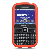 DreamWireless SCSAMR380RD-PR for for for for for for for for for for Samsung Freeform IIII & R380 Premium Skin Case Red
