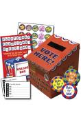 Gallopade GALPFKELE Classroom Elections Kit