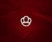 Sunnywood 3242 1-.25 Rhinestone Pin - Crown