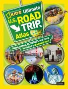 National Geographic Maps BK26309335 Kids Ultimate Road Atlas