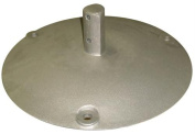 Olympia Sports SS278P 14.5 Aluminium Base Mounting to Concrete or Solid Surfaces